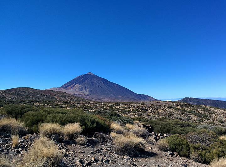 El Teide Mountain