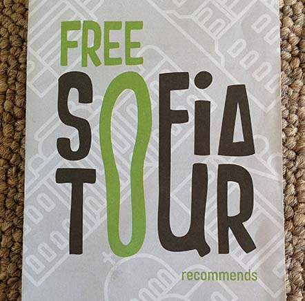Free Sofia Tour Guide