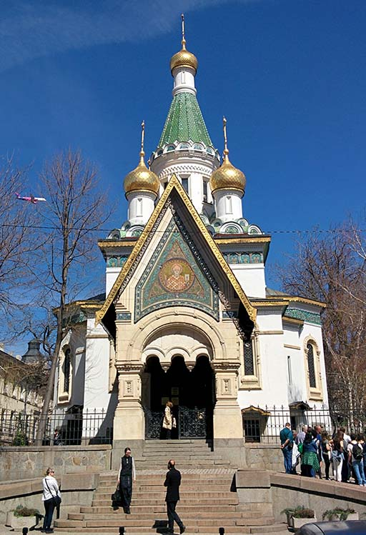 Nikolas Russian Church